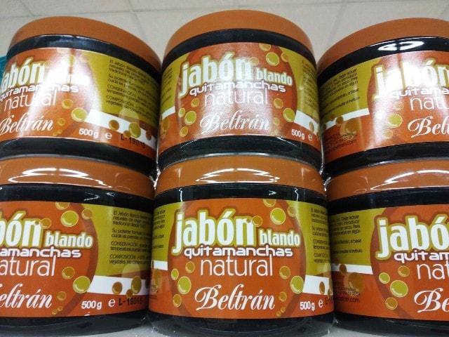 jabón potásico insecticida