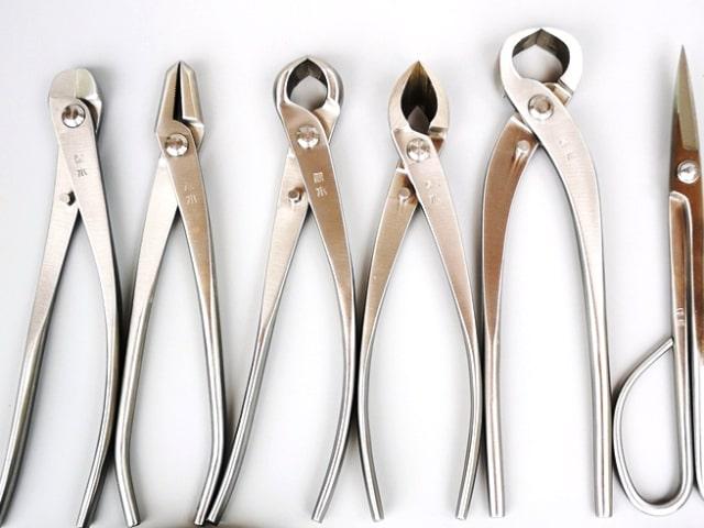 Dingmu Set de herramientas para bonsai