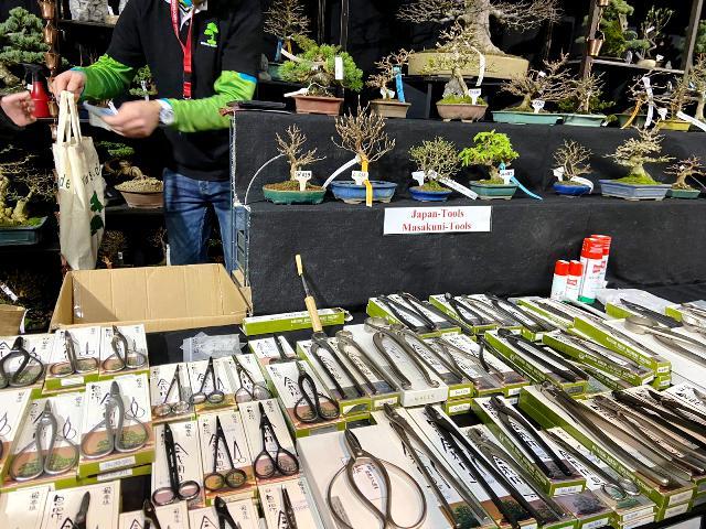 herramientas de bonsai japonesas